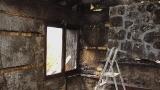 Sinistre incendie avant rénovation